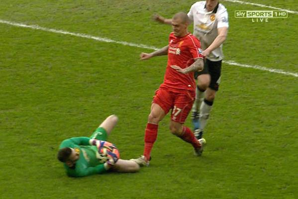 martin skrtel Liverpool defender Martin Skrtel charged with violent conduct by FA