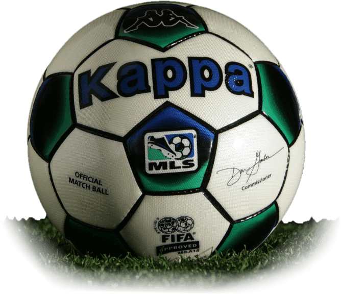 Official Mls Game Balls From 1996 2015 Photos World Soccer Talk