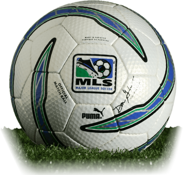 mls ball 2005 600x573 Upcoming Major League Soccer Talk Podcasts:  Expert Opinion on Collective Bargaining