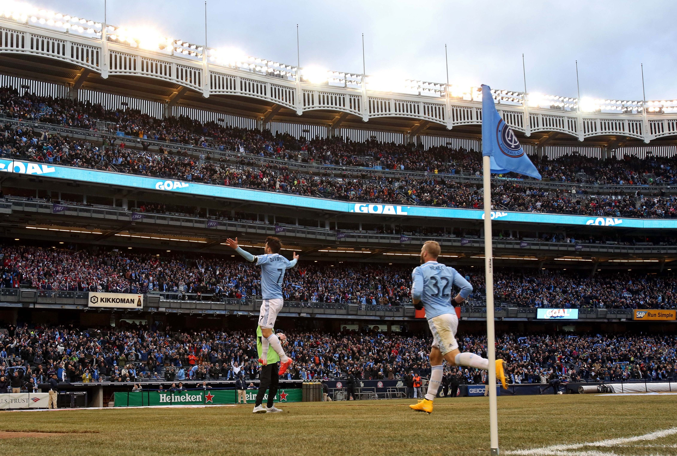 Madison Square Garden: 10 Things We Learned From MLS Gameweek 2