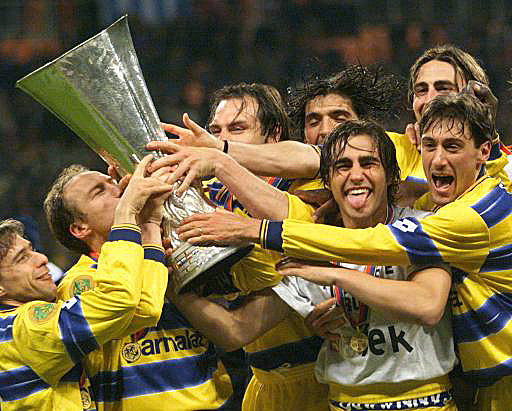 The malaise of Parma F.C. is a truly saddening Italian soccer story