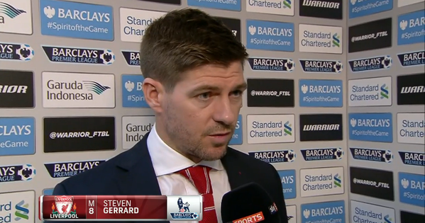 Steven Gerrard's red card caps off career that promised so much more