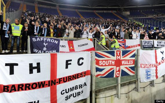 Tottenham Hotspur fan's first-hand account of Fiorentina away trip