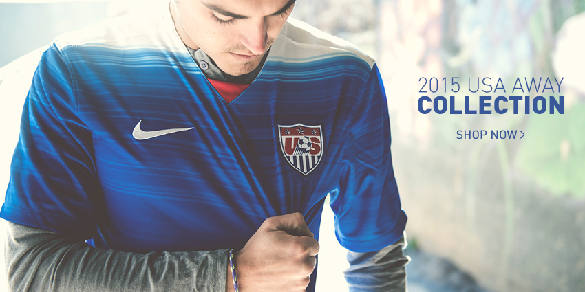 cee160811cb USA debuts new Nike away soccer jersey for 2015 - World Soccer Talk
