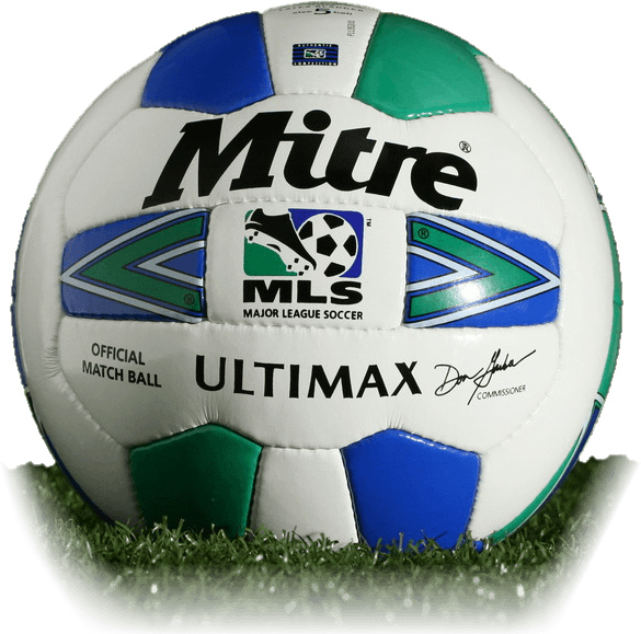 Official MLS game balls from 1996-2015 [PHOTOS]