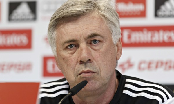 Champions League glory more likely than La Liga title, says Carlo Ancelotti