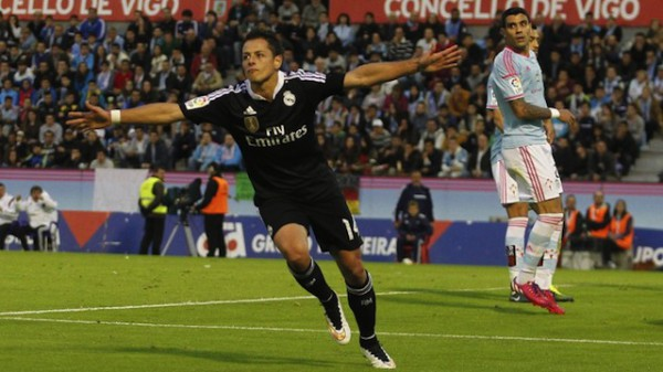 Chicharito's future with Real Madrid still unclear despite fantastic week