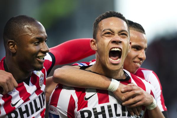Big clubs lining up for PSV Eindhoven's Memphis Depay according to club official