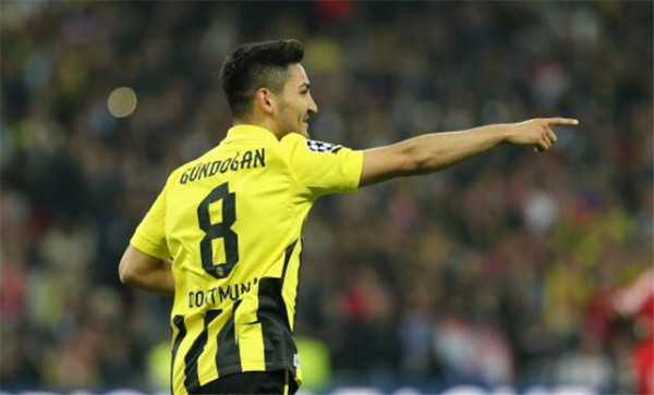 A decision on Ilkay Gundogan's future will be made soon, says Dortmund official
