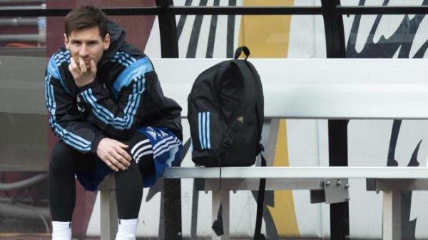 Lionel Messi doubtful for Barcelona's match against Celta Vigo on Sunday