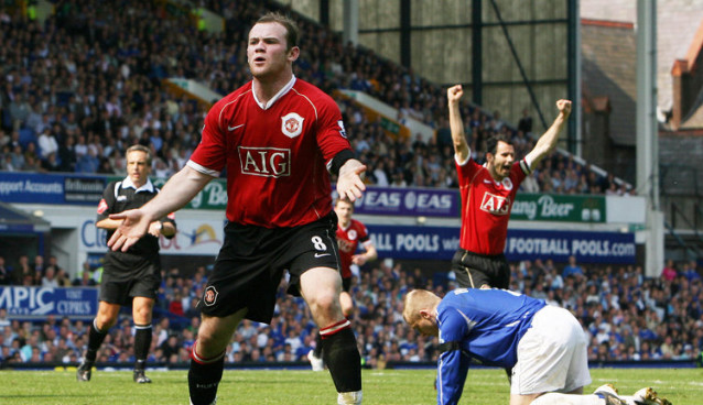 Why the animosity between Everton and Wayne Rooney has abated over time