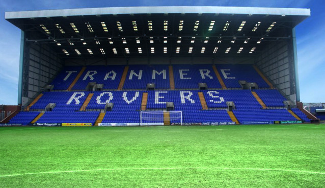 Tranmere Rovers on the brink of oblivion, as relegation from the Football League looms large
