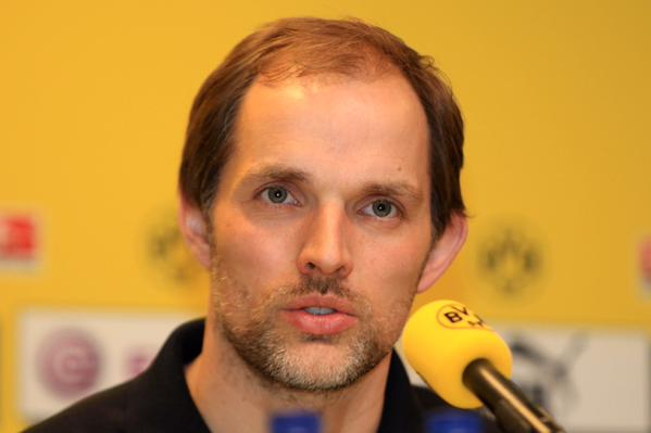 Borussia Dortmund appoint Thomas Tuchel head coach effective July 1