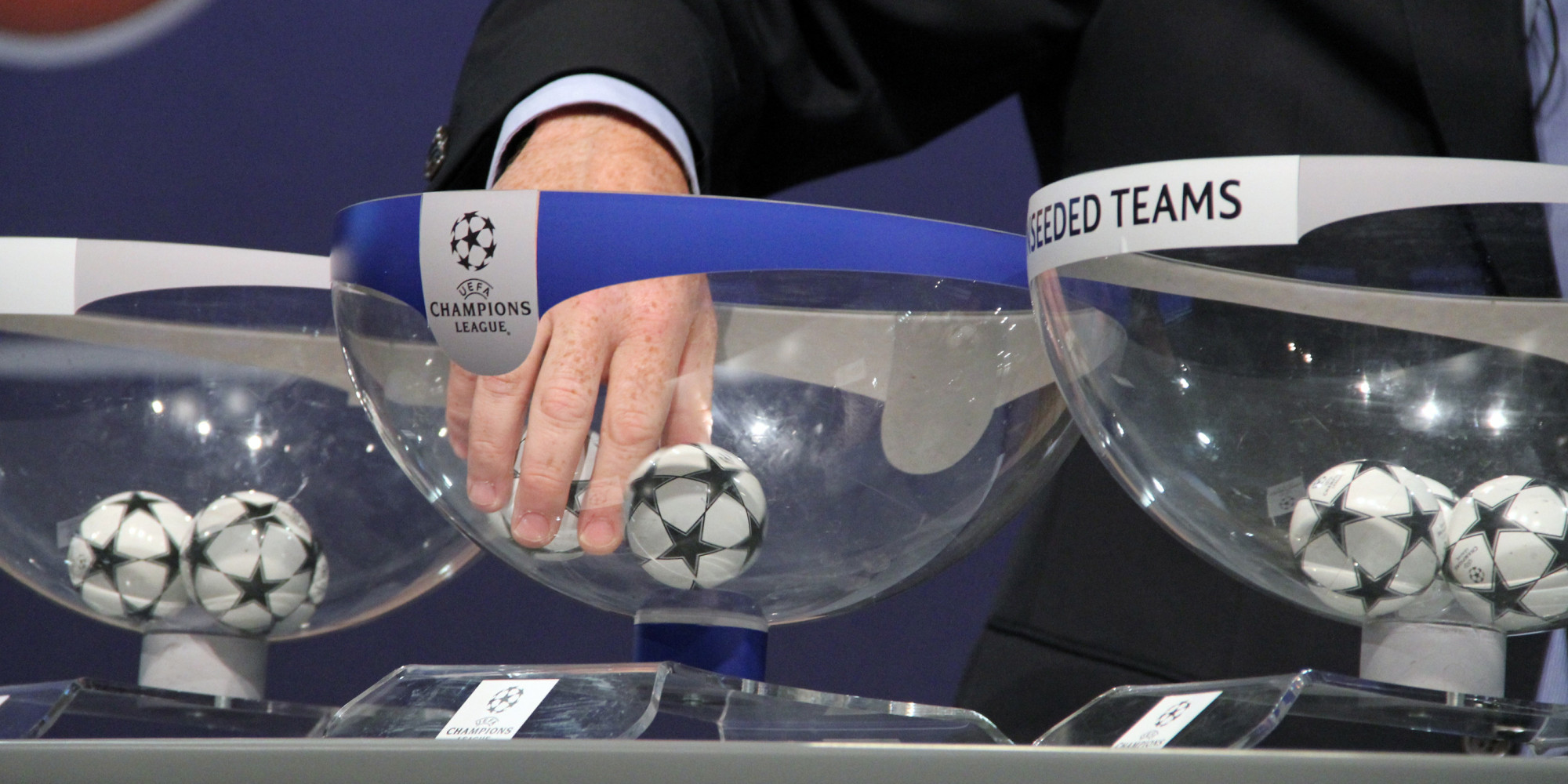 Champions League play-off draw: Besiktas meets Arsenal