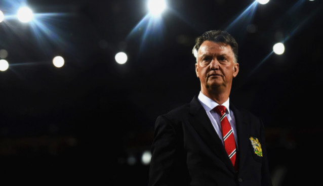Louis van Gaal enjoying renaissance at Manchester United ahead of derby