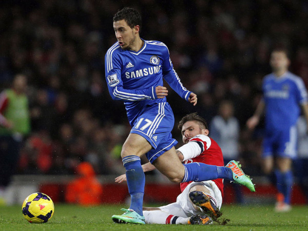 Arsenal vs. Chelsea predicted lineups and team news