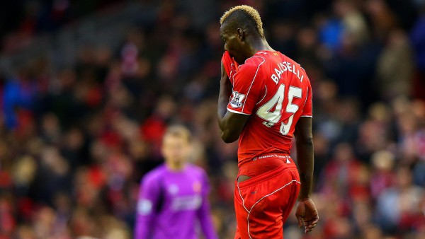 Liverpool striker Mario Balotelli a player at the crossroads