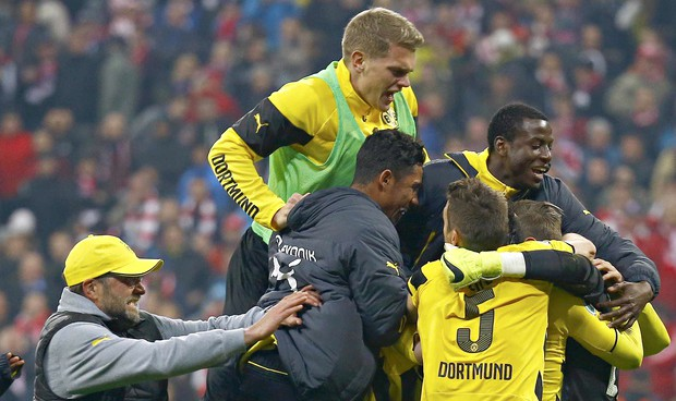 Dortmund beat Bayern Munich on penalties to advance to DFB Pokal Final [VIDEO]