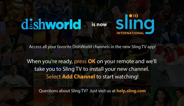 DishWorld rebrands as Sling International: What soccer fans need to know