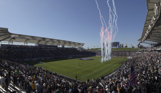 MLS attendances up 16% this season compared to last year