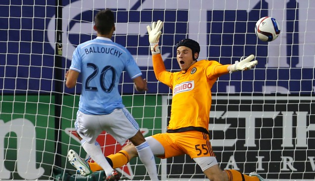 Philadelphia finding you don't need to buy good goalkeeping