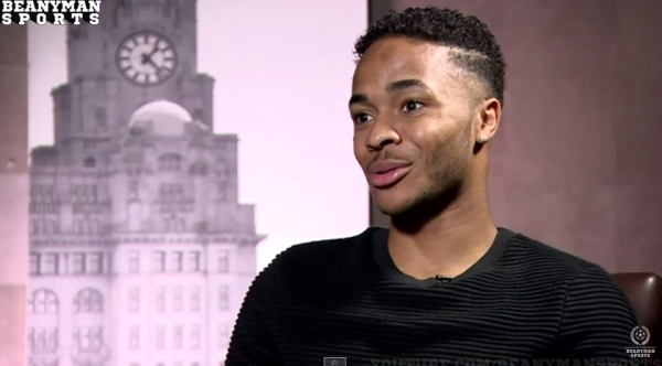 Liverpool forward Raheem Sterling says 'I'm no money-grabber'
