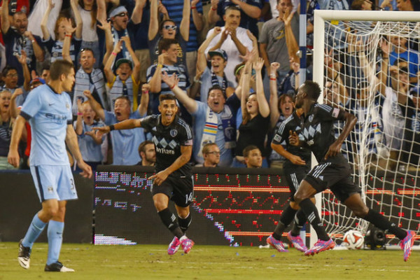Sporting KC are scoring goals, but they need to fix defensive frailties