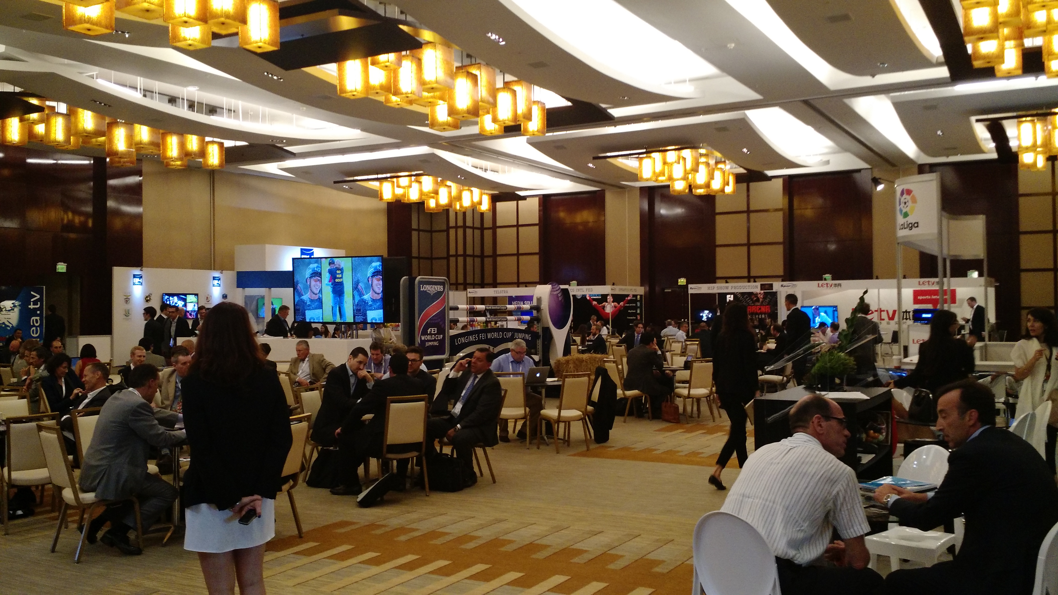 Sportel America conference continues in grow in size and importance
