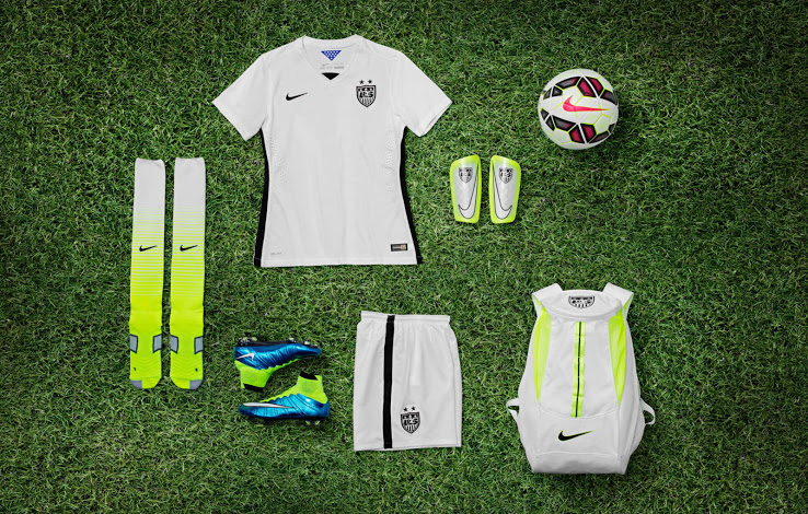 417871a77df US Soccer unveils USA home jersey for 2015 from Nike  Official ...