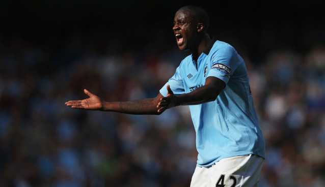It's time for Yaya Toure to leave Manchester City