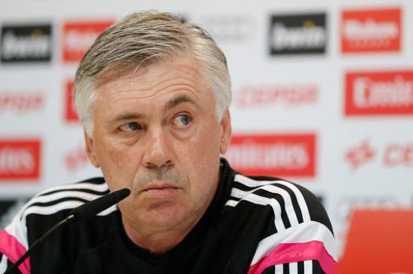 Carlo Ancelotti planning to take a year off should he get sacked by Real Madrid