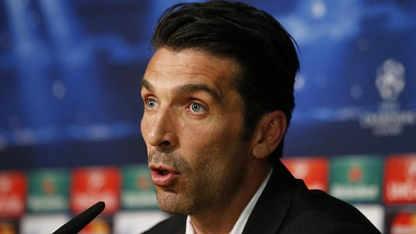 Buffon 600x337 Lessons Learned from Giornata 16