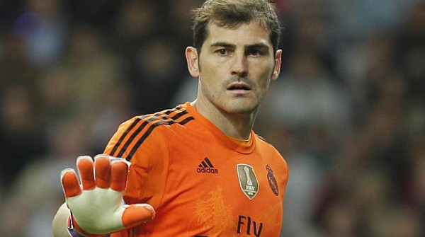 Iker Casillas brushes off criticism after earning milestone victory