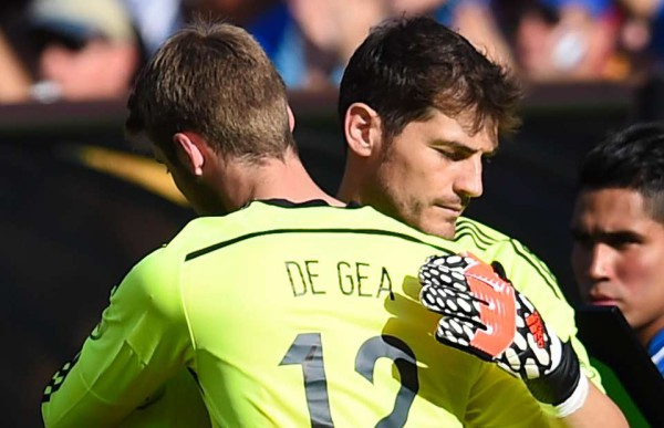 Iker Casillas wants David De Gea to join Real Madrid