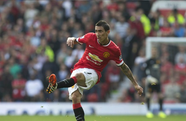 DiMaria2 600x392 Angel di Maria admits to struggles, but commits future to Manchester United