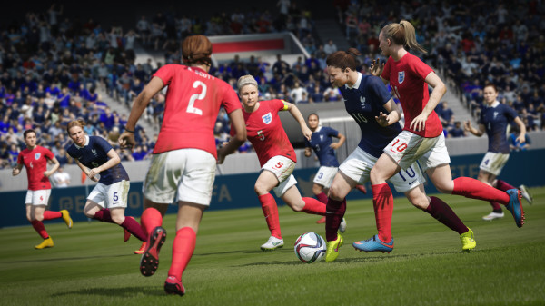 FIFA 16 video game to feature women's soccer teams for first time ever