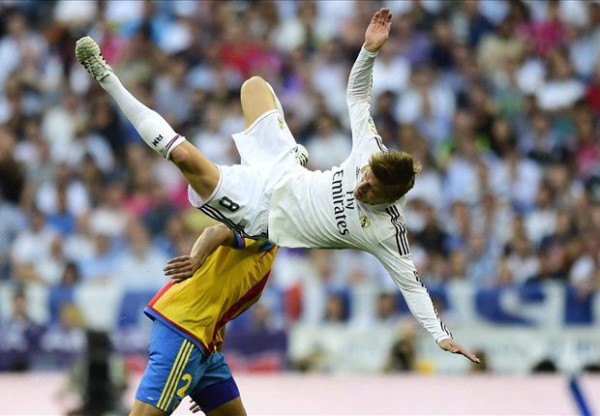 Kroos 600x416 Real Madrid remain silent on Toni Kroos condition prior to Juventus clash
