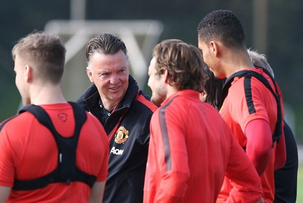 New book reveals more insight into Louis van Gaal's coaching philosophy