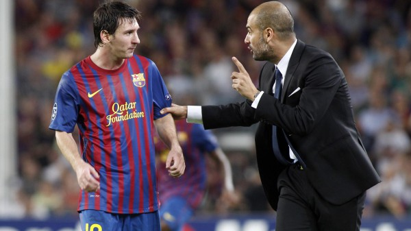 No team or system that can stop Lionel Messi, says Pep Guardiola