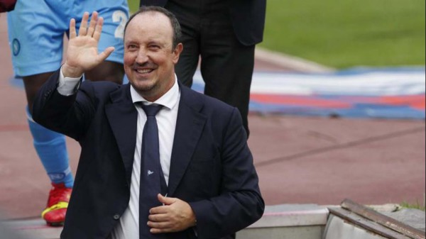 Real Madrid expected to present Rafael Benitez as new manager next Wednesday