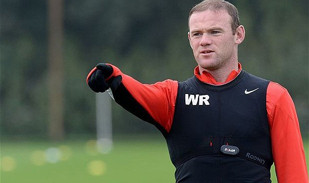 Hamstring injury to sideline Rooney for Manchester United's visit from Liverpool