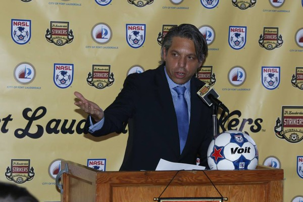 NASL's ties with indicted President of Traffic Sports USA Aaron Davidson run deep