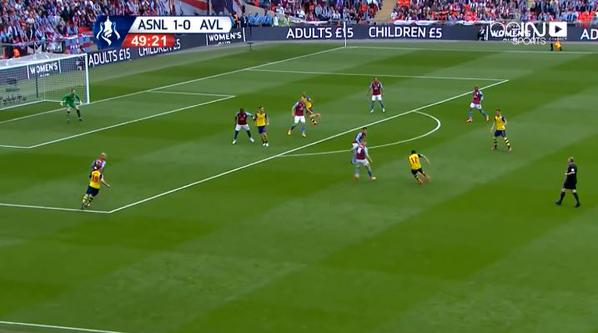 Watch Arsenal 4-0 Aston Villa FA Cup Final match highlights [VIDEO]