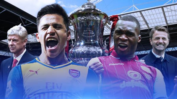 FA Cup Final, Arsenal vs. Aston Villa: TV Times and open thread