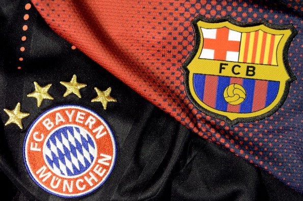Barcelona vs. Bayern Munich; predicted lineups and team news