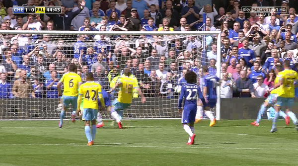 Watch Chelsea 1-0 Crystal Palace match highlights [VIDEO]