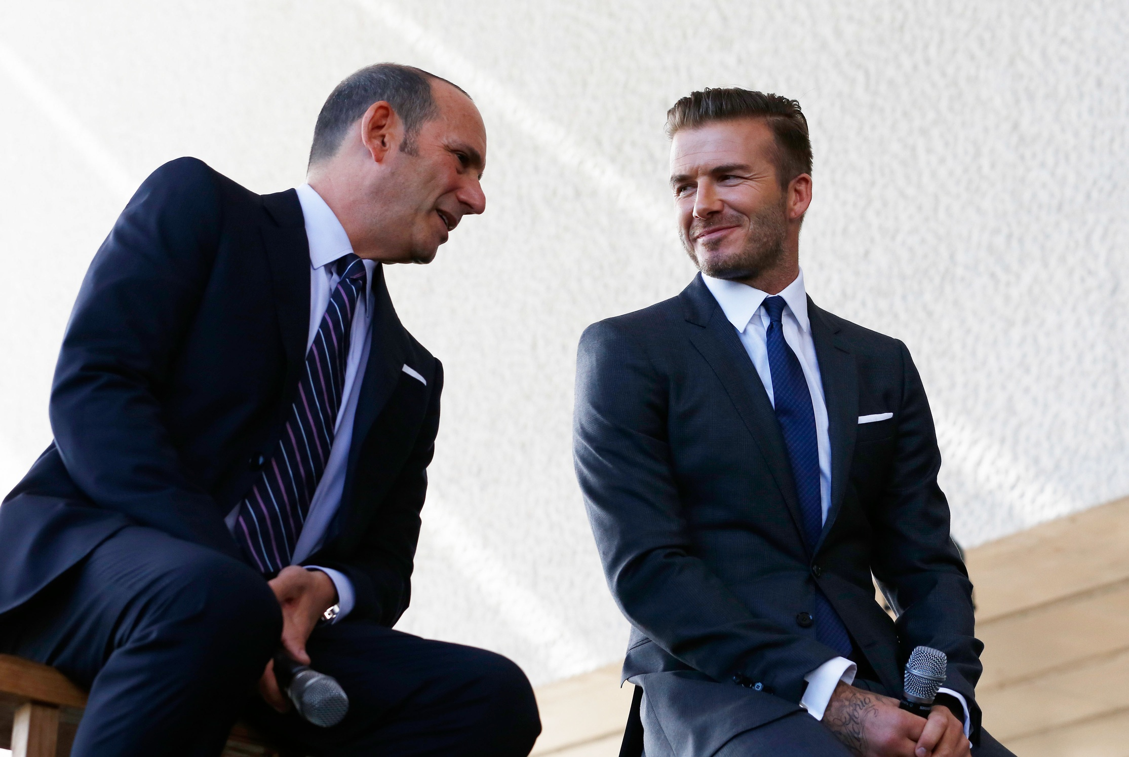 don-garber-david-beckham