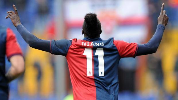 Genoa loan spell has breathed life back into M'Baye Niang's career