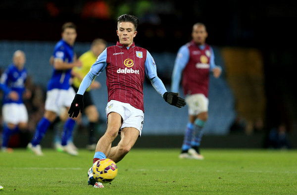 Football - Barclays Premier League - Aston Villa v Leicester City
