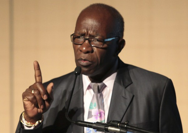 Jack Warner pleads innocence to racketeering conspiracy and corruption
